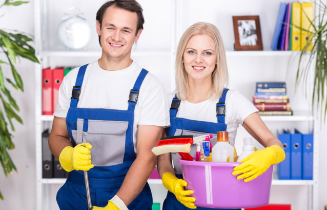 carr janitorial services office cleaning